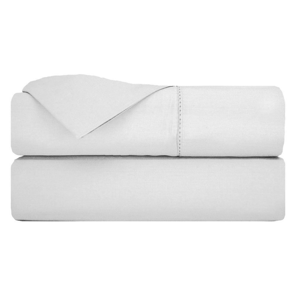 Boxwood Lane 800 Thread Count White Queen Sheet Set