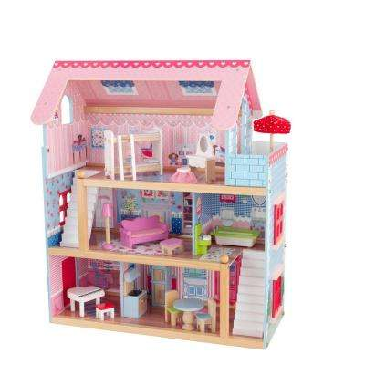 Chelsea Doll Cottage Play Set