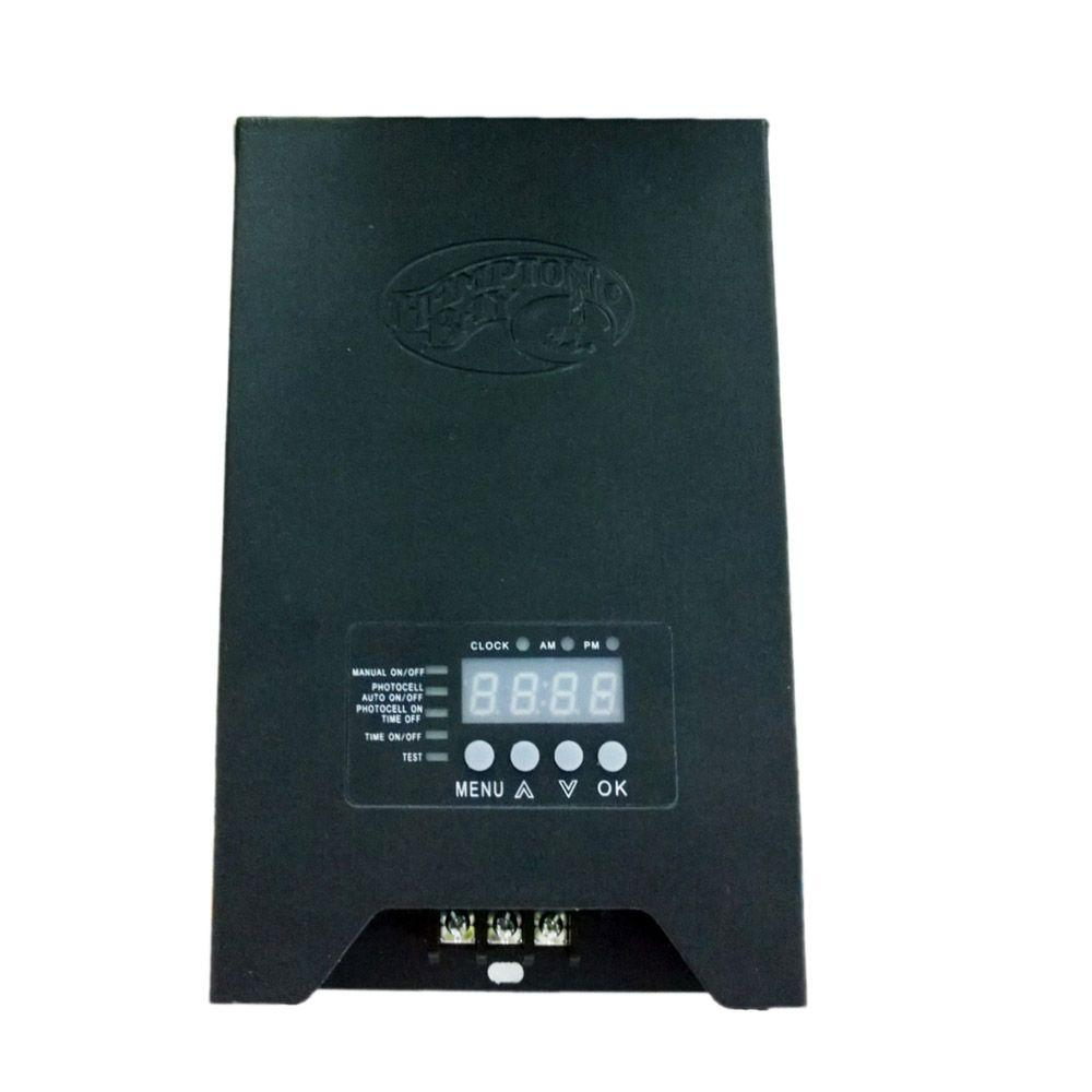 Low-Voltage 300-Watt Landscape Transformer