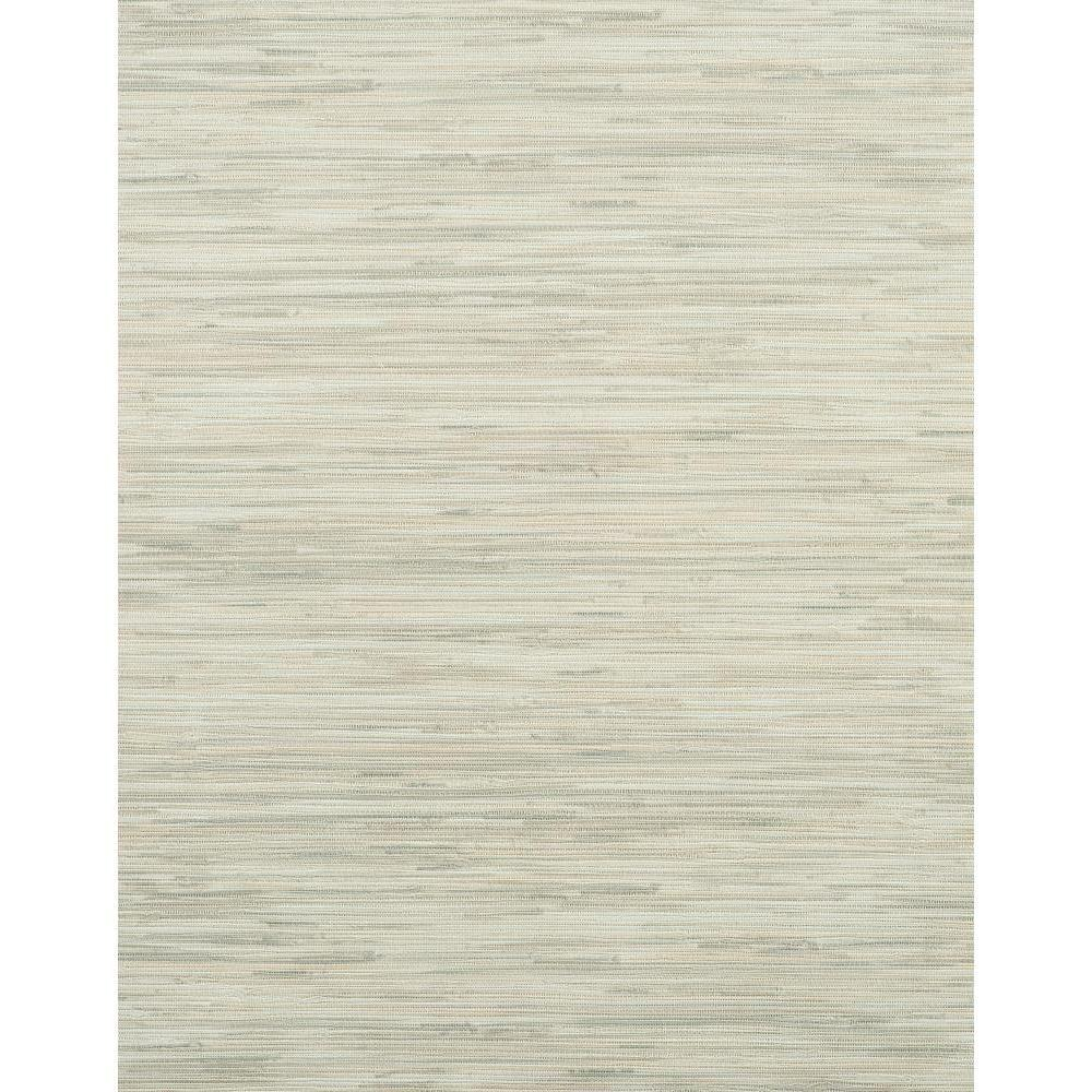 Printed Grasscloth Wallpaper: York Wallcoverings Grasscloth Wallpaper-RN1058