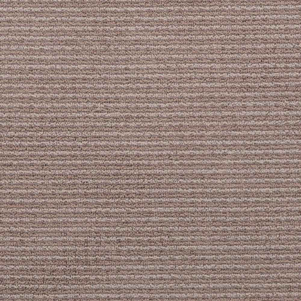 Carpet Sample - Wildly Popular II - Color Wynstone Textured Loop 8 in. x 8 in.