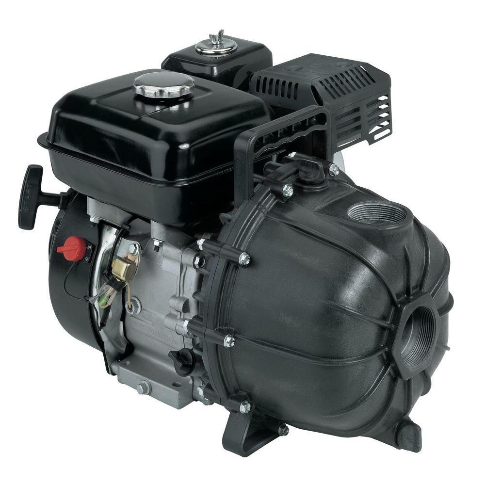 5.5 HP Gas Engine Pump