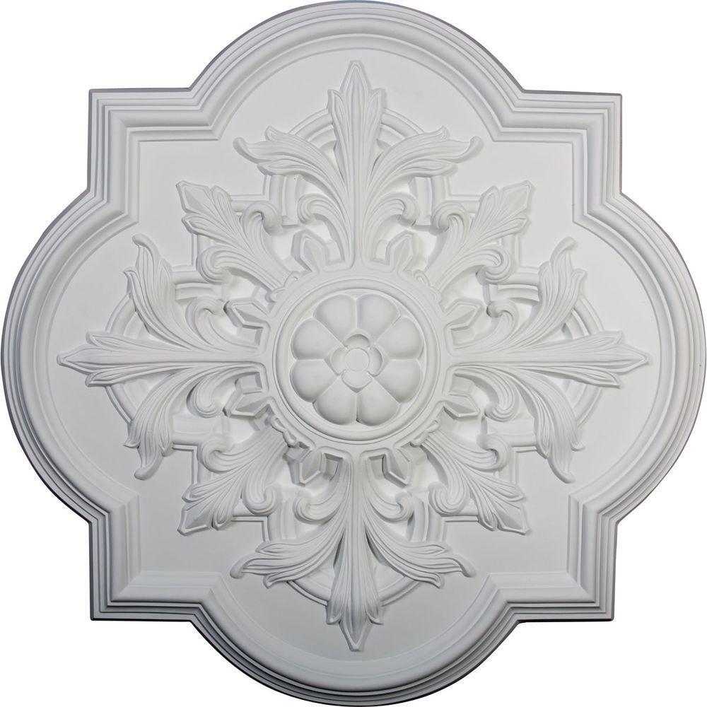 on archdepot ceiling best medallions pinterest blankets primed ekena millwork ceilings images traditional medallion
