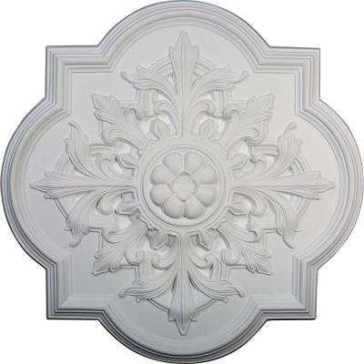 31-1/4 in. Bonetti Ceiling Medallion