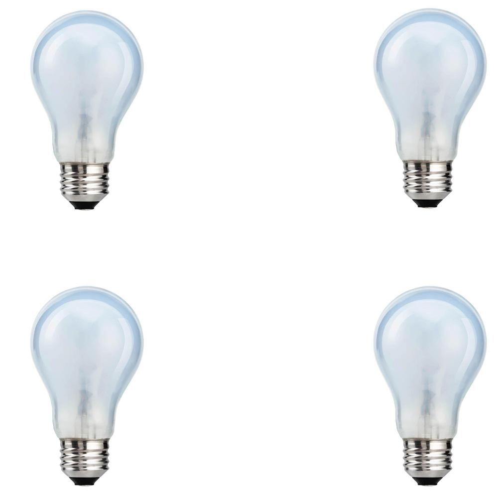 Ecosmart 100 Watt Equivalent A19 Dimmable Eco Incandescent