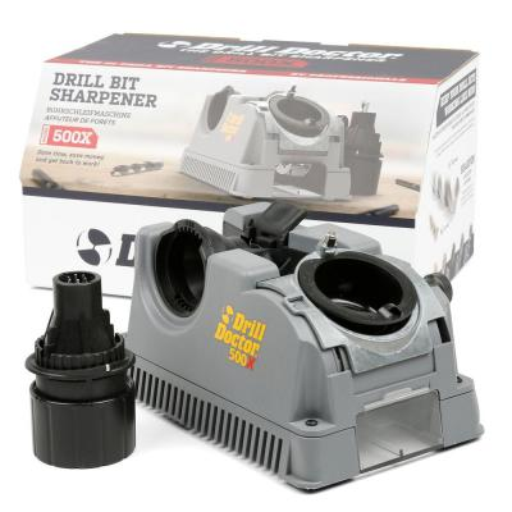500X Drill Bit Sharpener