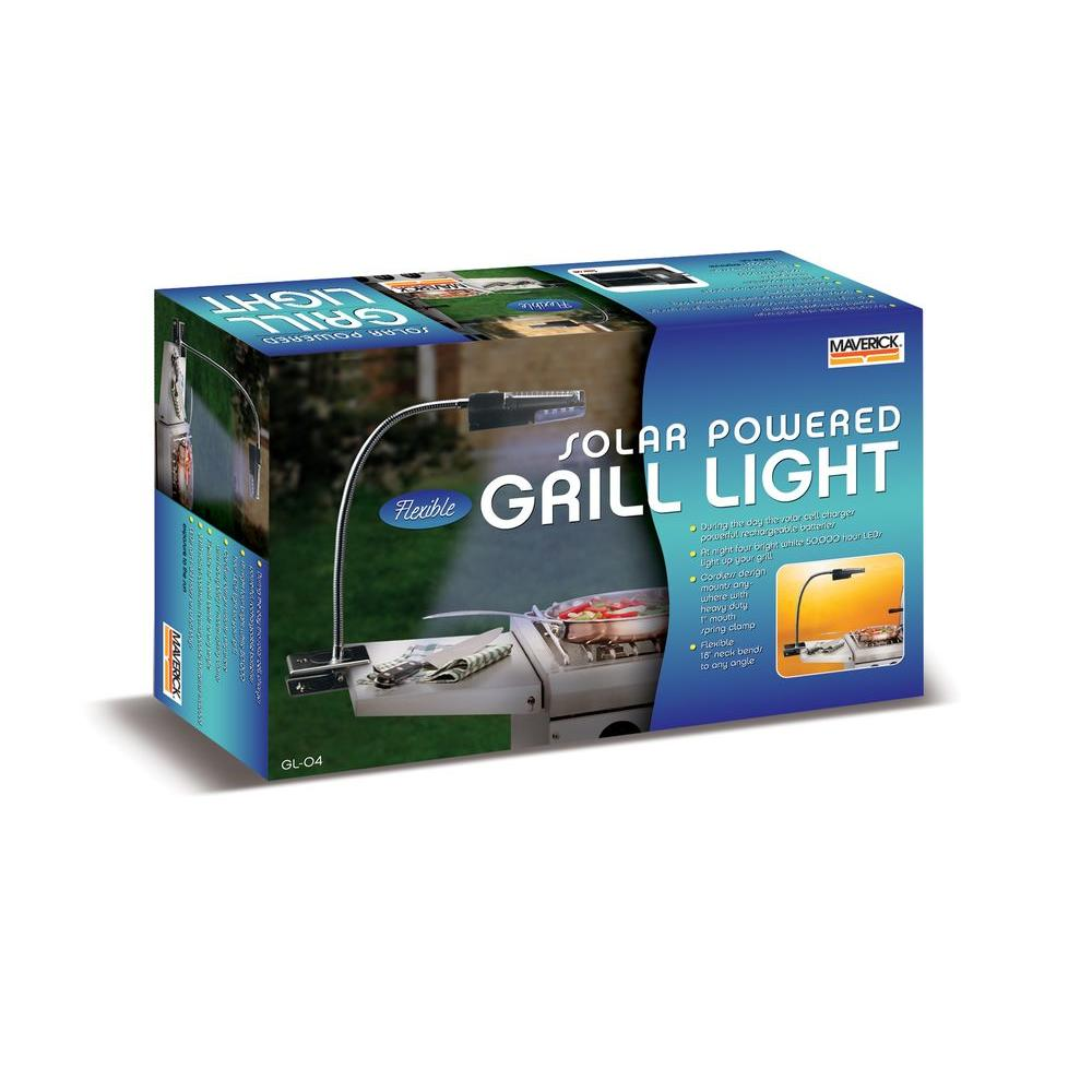 Maverick Solar LED Grill Light