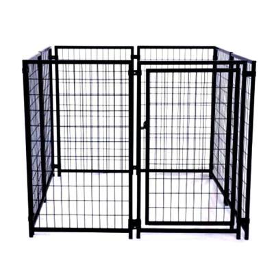 4 ft. H x 5 ft. W x 5 ft. L Dog Kennel