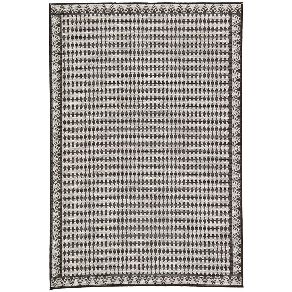 Jaipur rugs moonstruck 7 ft 11 in x 10 ft geometric for Geometric print area rugs