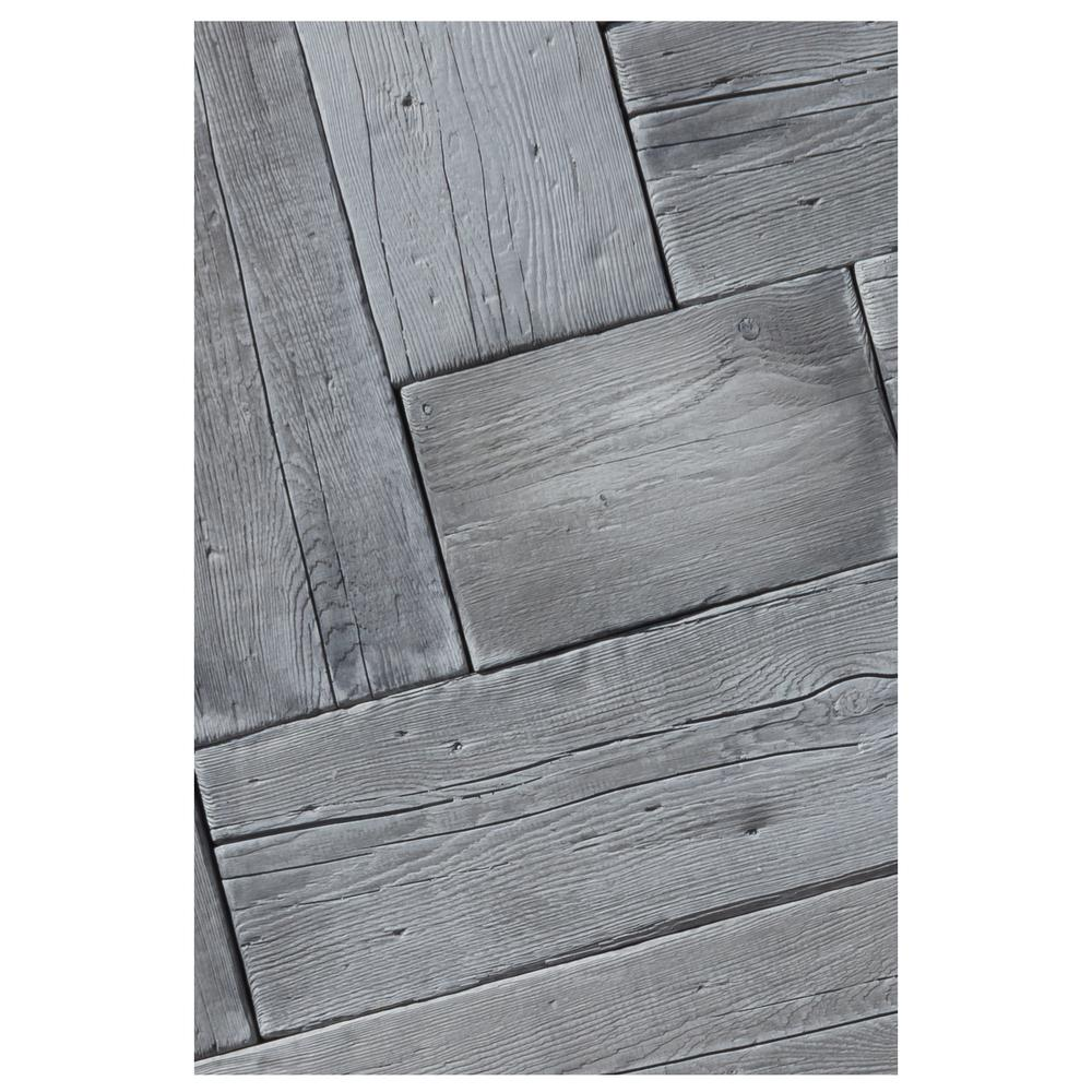 Barn Plank 23.375 in. x 9.75 in. x 2 in. Weathered