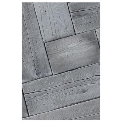 Barn Plank 35 in. x 9.75 in. x 2 in. Weathered Gray Concrete Paver (20-Piece/47.40 sq. ft./Pallet)
