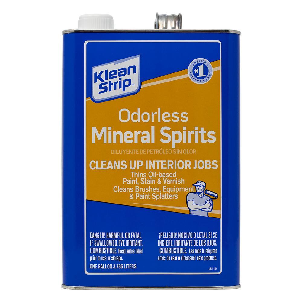 1 Gal. Odorless Mineral Spirits
