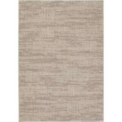 Everest Graphite Sea Mist 9 ft. x 12 ft. Area Rug