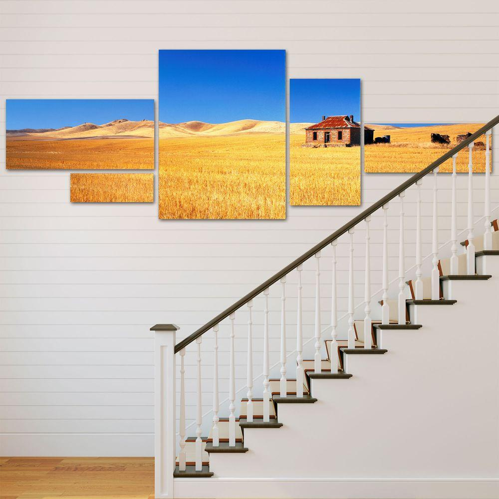 Burra Homestead-SA by David Evans 5-Panel Wall Art Set