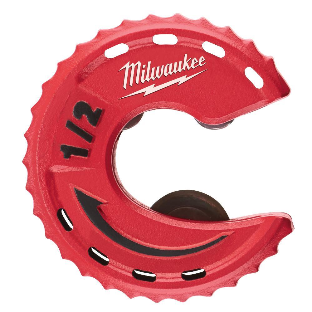 Milwaukee 1/2 in. Close Quarters Tubing Cutter