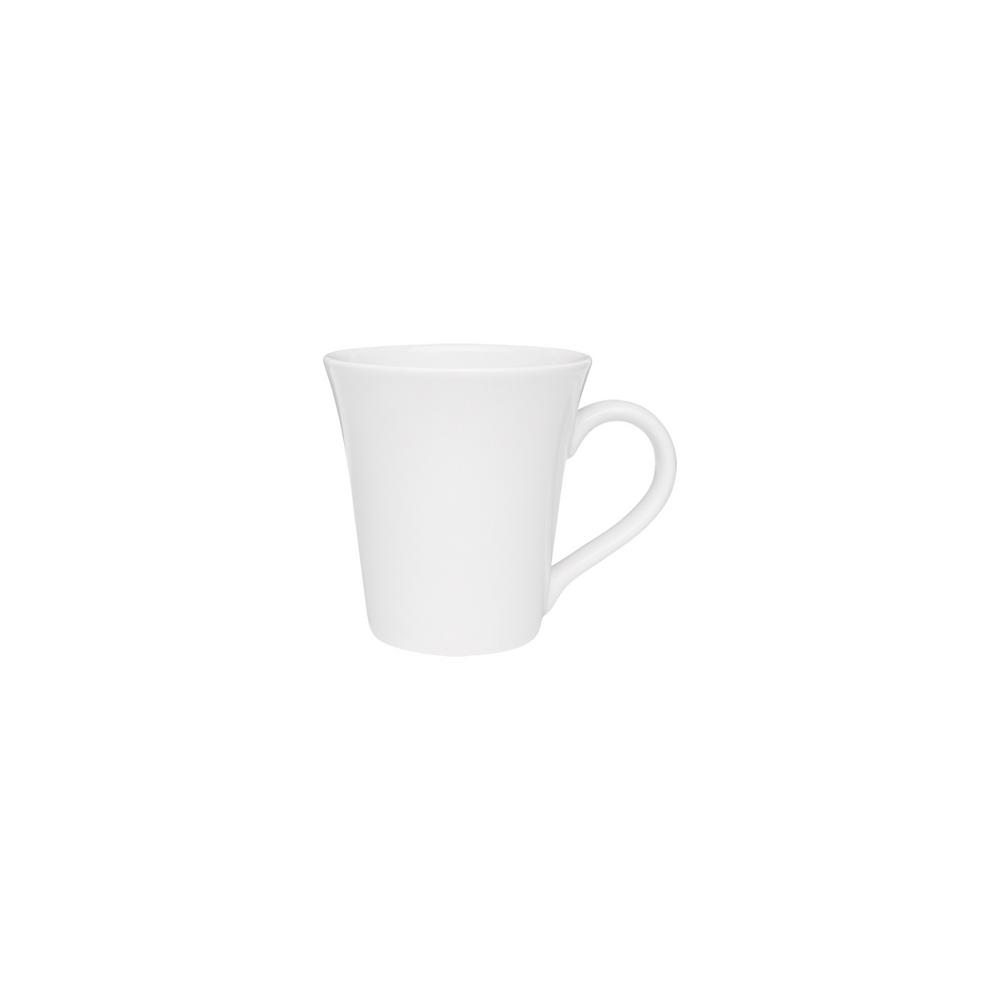 Manhattan Comfort Coup 11.16 oz. White Earthenware Mugs (Set of 12) was $119.99 now $60.55 (50.0% off)