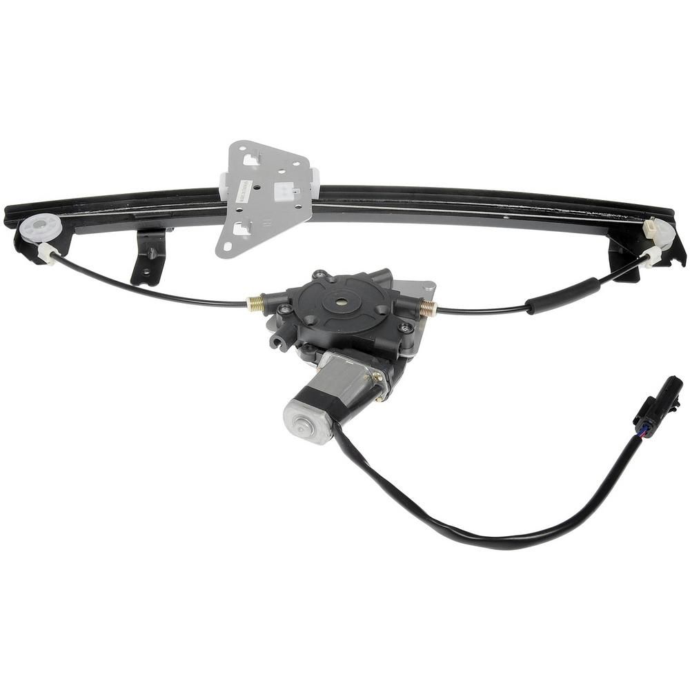 Oe Solutions Power Window Regulator And Motor Assembly 741 598 The