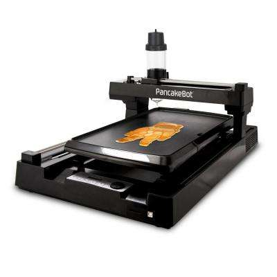 Pancakebot Pancake Printer Griddle