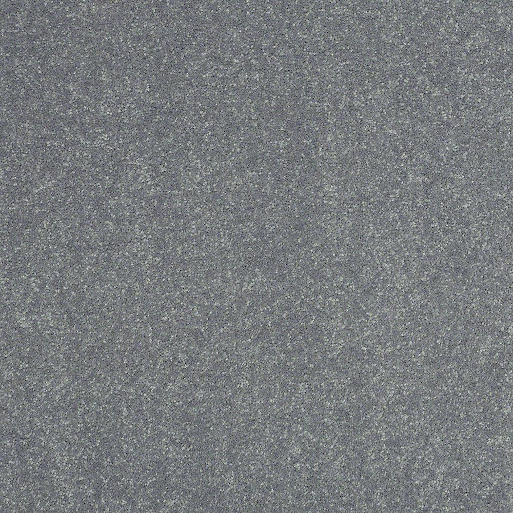 Carpet Sample - Full Bloom II 12 - In Color Granite Rock 8 in. x 8 in.