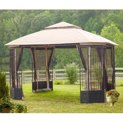 12 ft. x 10 ft. Bethany Gazebo