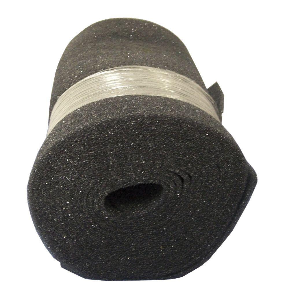 1 in. Depth Foam Service Rolle (Case of 1)