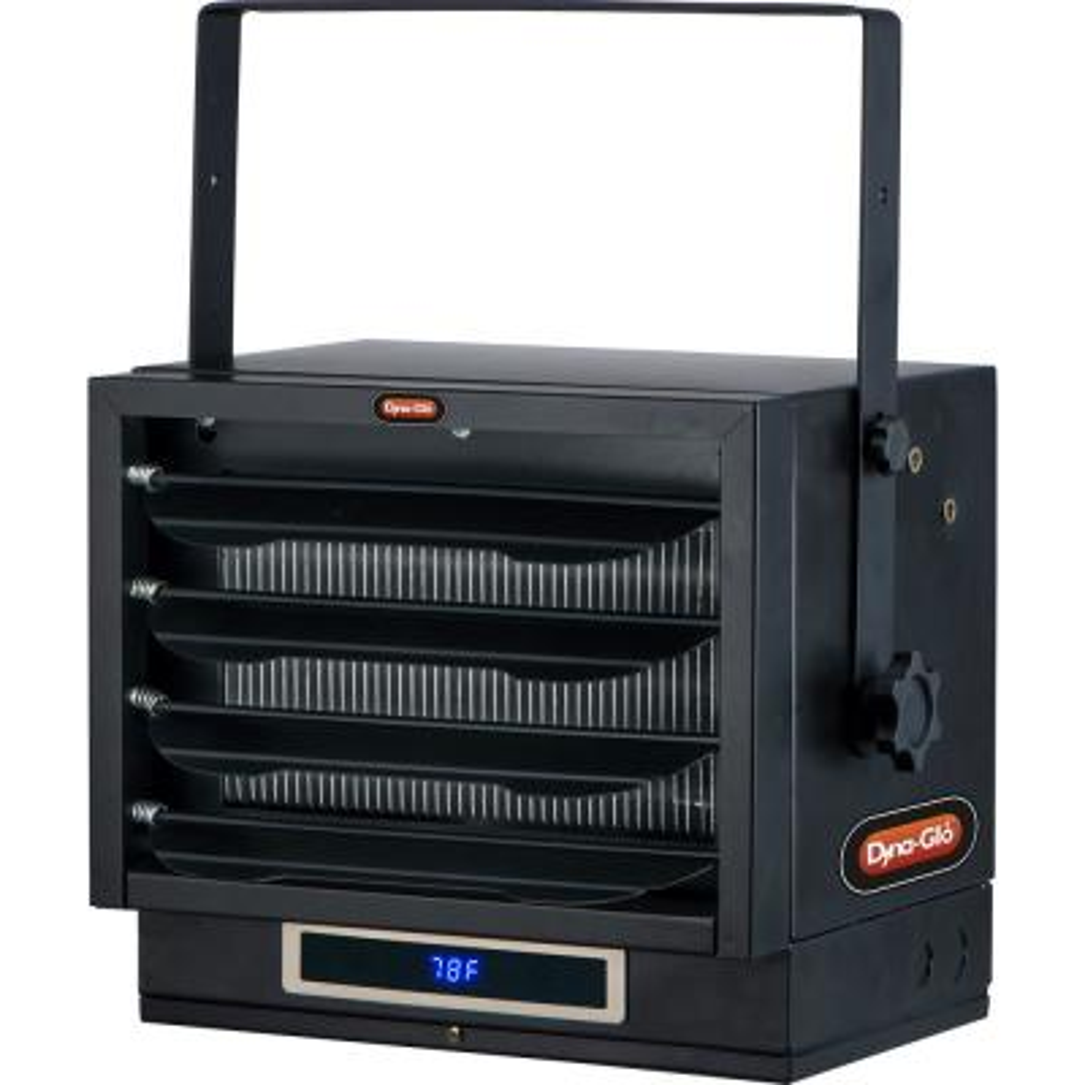 7,500-Watt Dual Heat Electric Garage Heater with Remote