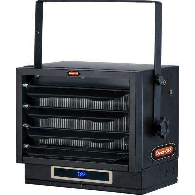 7,500-Watt Dual Heat Electric Garage Heater with Remote