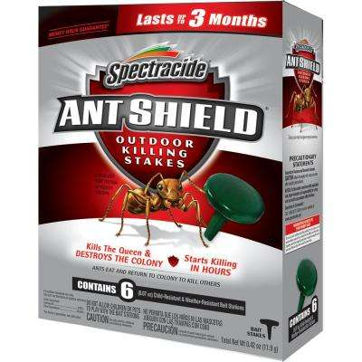 Ant Shield Outdoor Killing Stakes (6-Count)