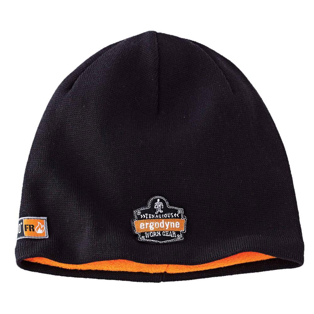 N-Ferno Black FR Knit Cap