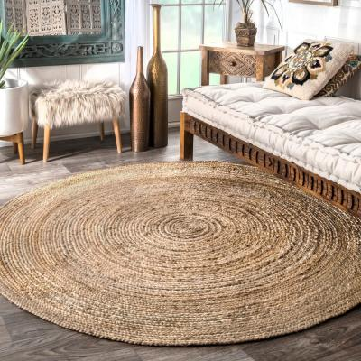 Round Area Rugs The Home Depot