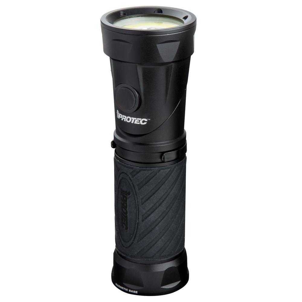250-Lumen Night Commander LED Worklight and Flashlight