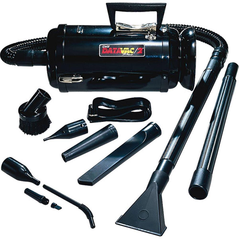 DataVac Pro Series 1.7 Peak H.P. Toner Handheld Vacuum/Blower
