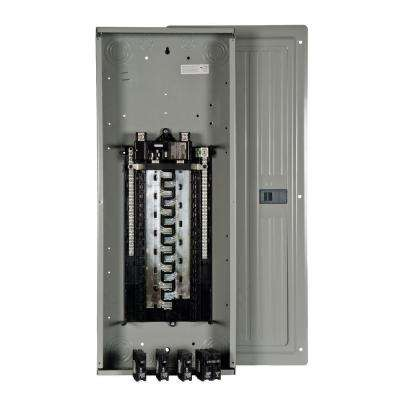 ES Series 200 Amp 30-Space 54-Circuit Main Breaker Load Center Value Pack