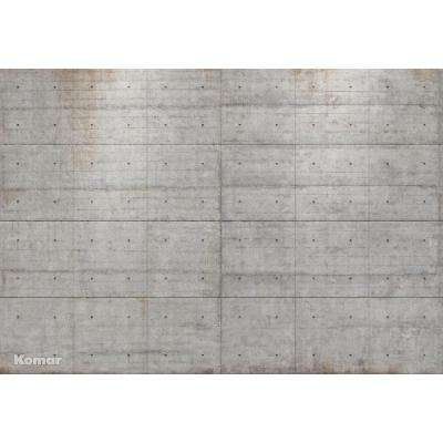 100 in. x 145 in. Concrete Blocks Wall Mural