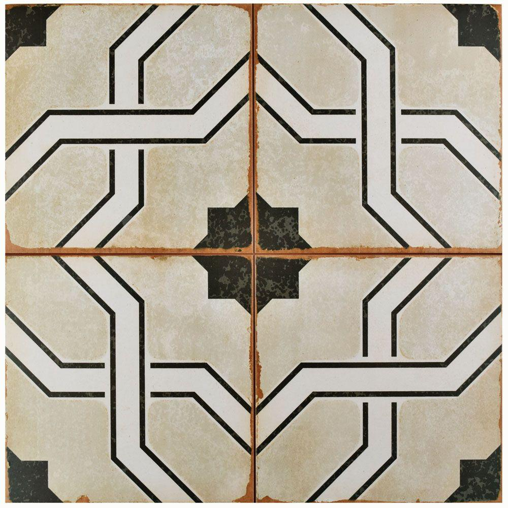 Merola Tile Cordoba 17 58 In X 17 58 In Ceramic Floor And Wall