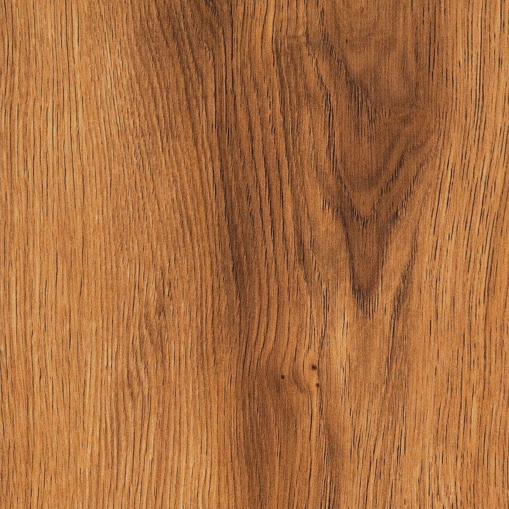 Embossed Pacific Hickory 10 mm Thick x 7-9/16 in. Wide x