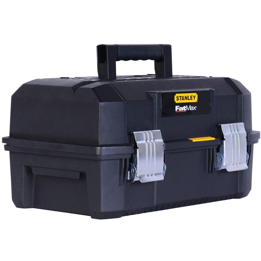 Stanley FATMAX 18 In. 2 Tray Cantilever Tool Box