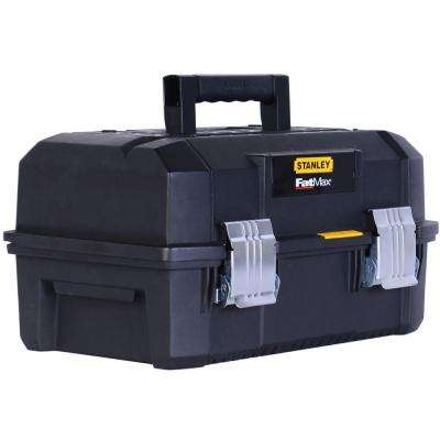 FATMAX 18 in. 2-Tray Cantilever Tool Box