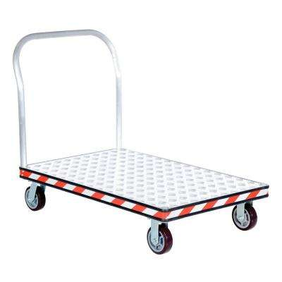 30 x 48 in. Aluminum Treadplate Platform Trucks