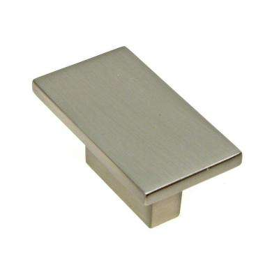 5/8 in. Brushed Nickel Cabinet Knob