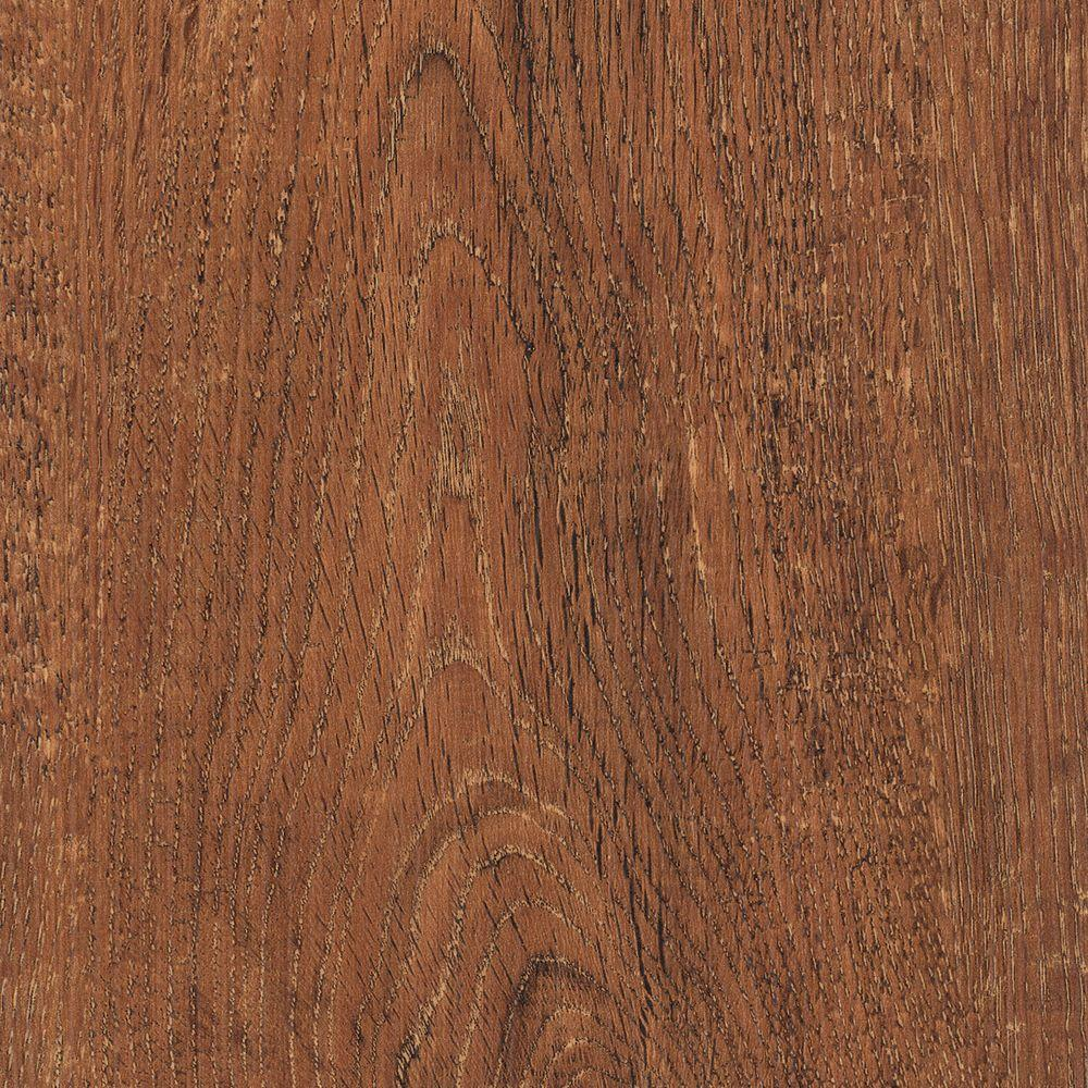 Home Legend Take Home Sample - Wire Brushed Cordova Cherry Vinyl Plank Flooring - 5 in. x 7 in.