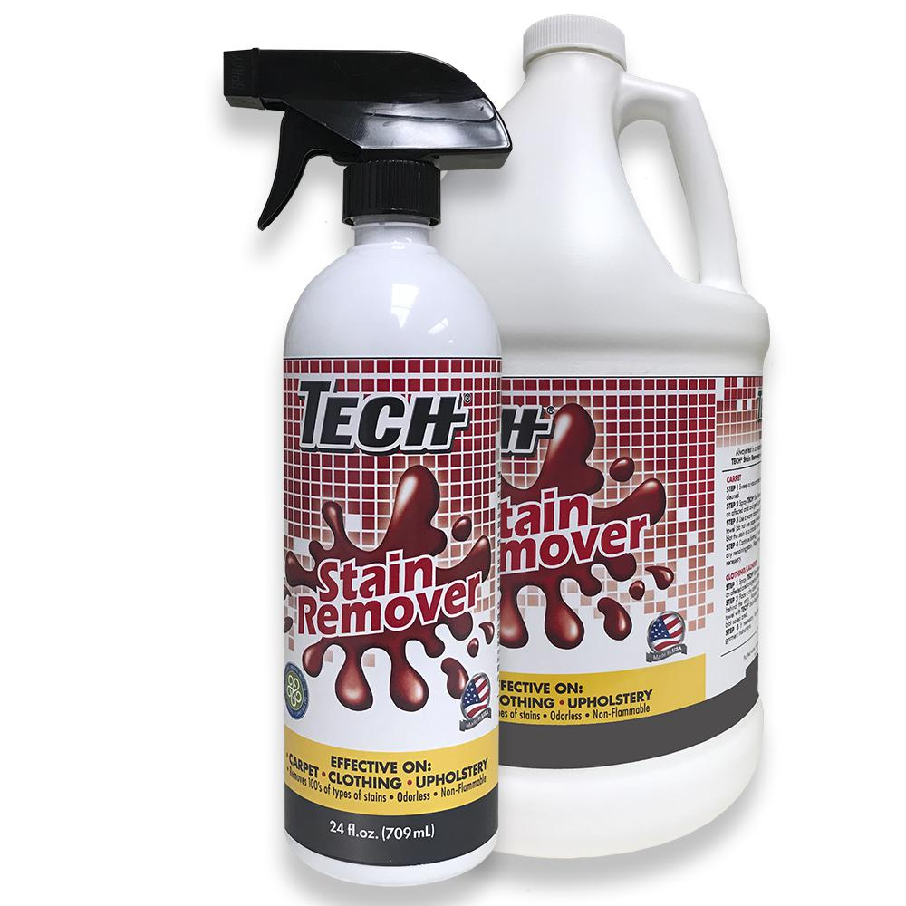 Best Sofa Stain Remover: TECH 88 Oz. Fabric And Upholstery Stain Remover Bonus Pack