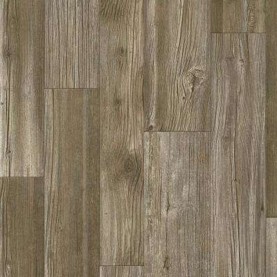 Stratamax Value Plus 12 ft. Width x Custom Length Hearth Residential Vinyl Sheet Flooring