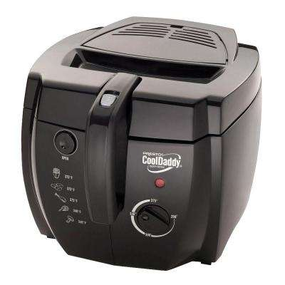 CoolDaddy Cool-Touch Deep Fryer