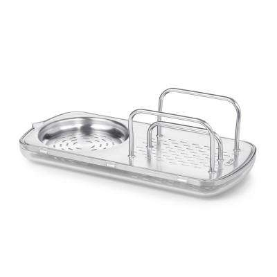 Good Grips Stainless Steel Sink Organizer