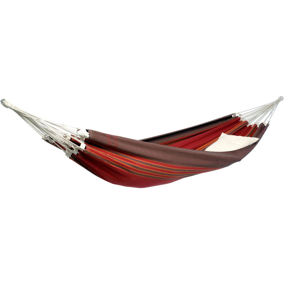 Medium image of byer of maine 12 ft  cotton poly brazilian hammock a102259   the home depot