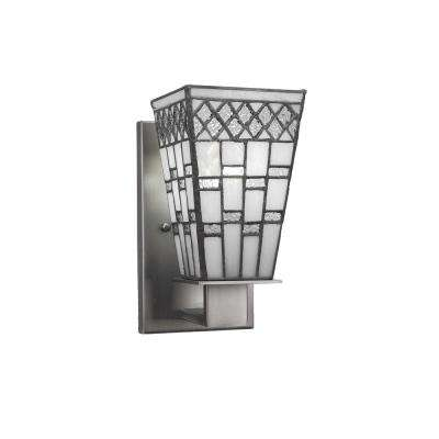 1-Light Graphite Wall Sconce