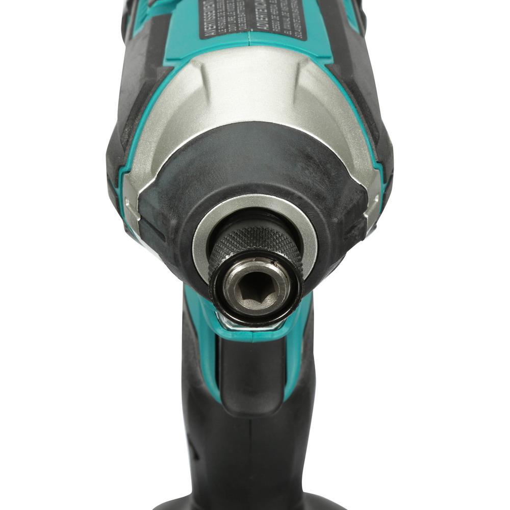"New Makita XDT11Z 18V 18-Volt LXT Lithium-Ion 1//4/"" Cordless Hex Impact Driver"