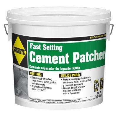10 lb. Fast Setting Cement Patcher