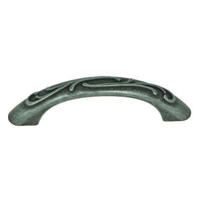 Ivy 3 in. Swedish Iron Arch Cabinet Pull (10-Pack)